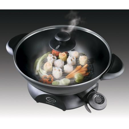 QC136A_Grille fournie pour cuire à la vapeur