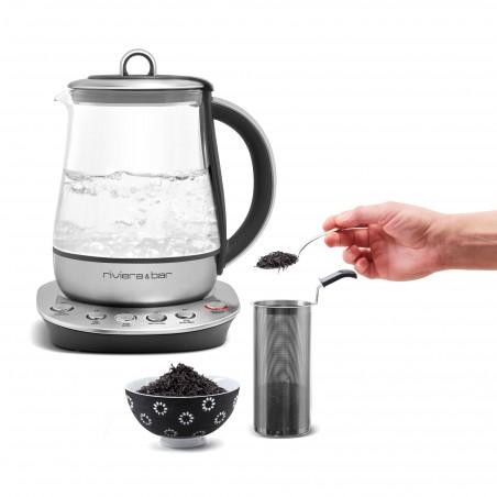 BTH530_Mode Théère avec du thé en vrac ou en sachet