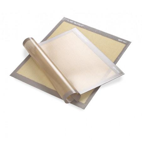 QDH510_2 feuilles de cuisson en silicone incluses