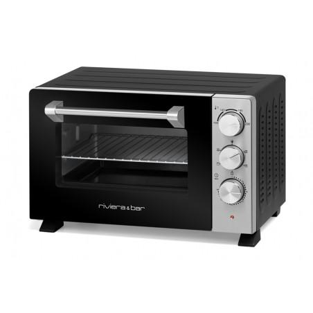 QFR210_5 modes de cuisson et 3 niveaux de gradin