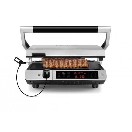 QGC550_Sonde de température pour maîtriser la cuisson à coeur des aliments (de saignant à bien cuit)