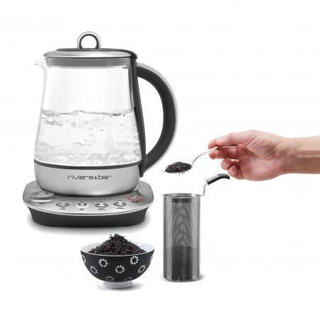 BTH560_Mode Théière avec du thé en vrac ou en sachet