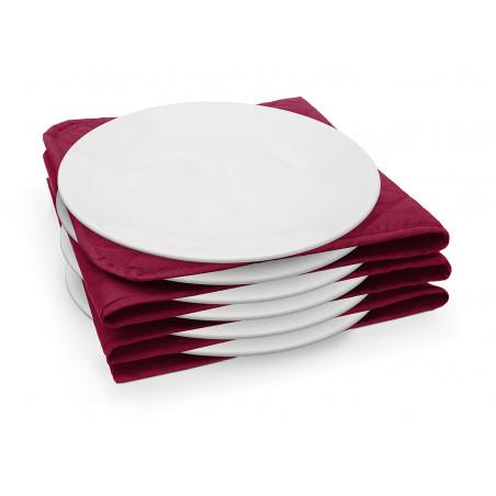 QCA307_Chauffe-assiettes pour préchauffer jusqu'à 12 grandes assiettes