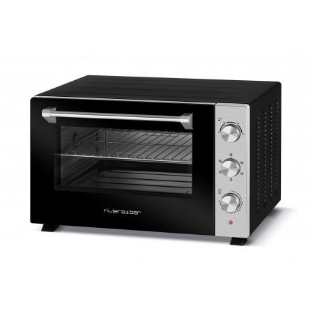 QFR460_5 modes de cuissons et 3 niveaux de gradin