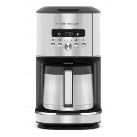 Cafetière filtre isotherme programmable inox 1,5 litre BCF580