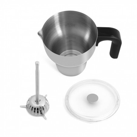 BCL540_Pot à lait, fouet et couvercle compatibles lave-vaisselle