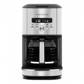 Cafetière filtre programmable inox 1,8 litre BCF570