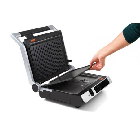 QGC550_Plaques amovibles et compatibles lave-vaisselle