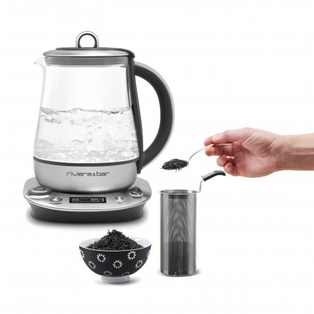 BTH670_Mode Théière avec du thé en vrac ou en sachet